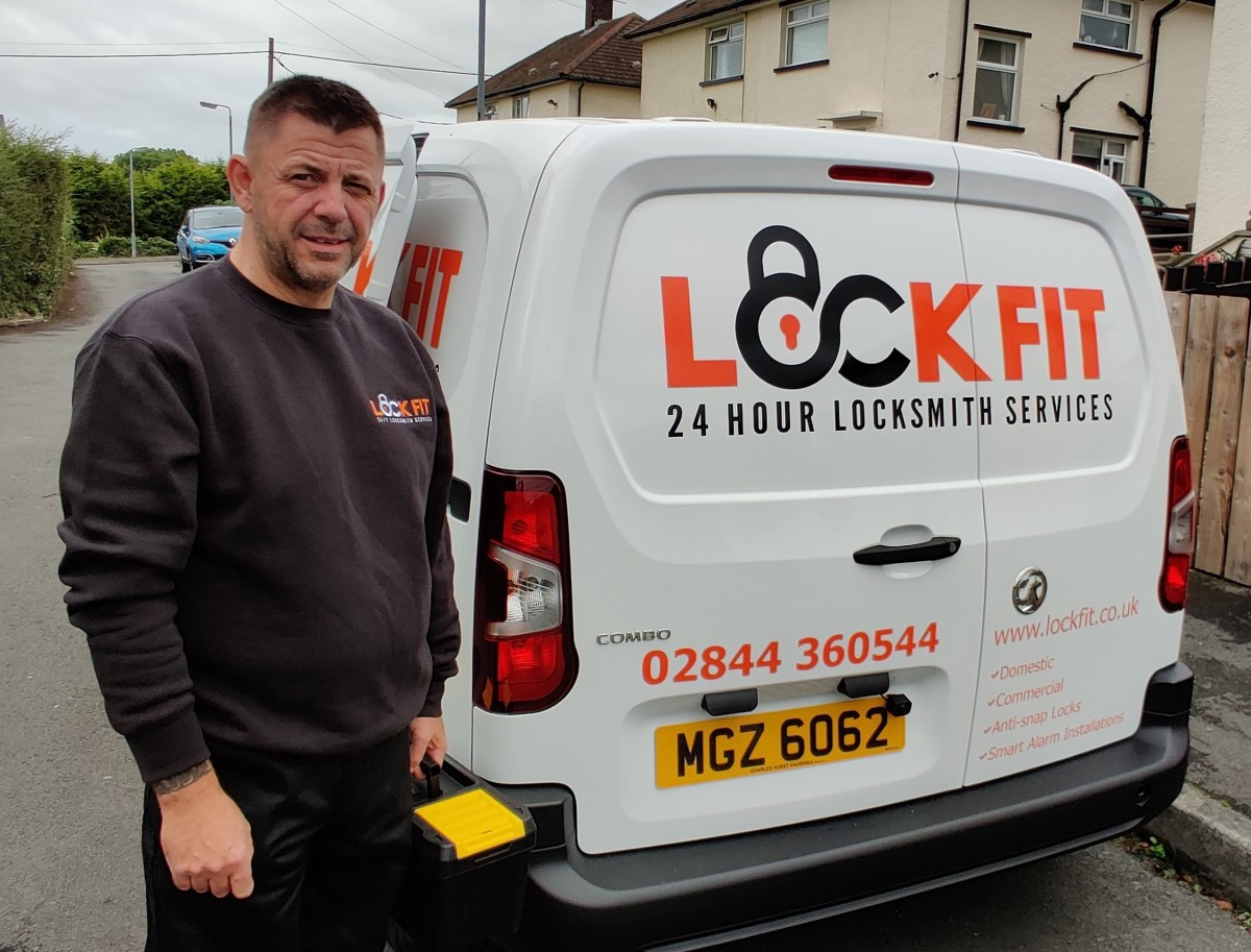 24 Hour Locksmith Services Lockfit Locksmiths Bangor