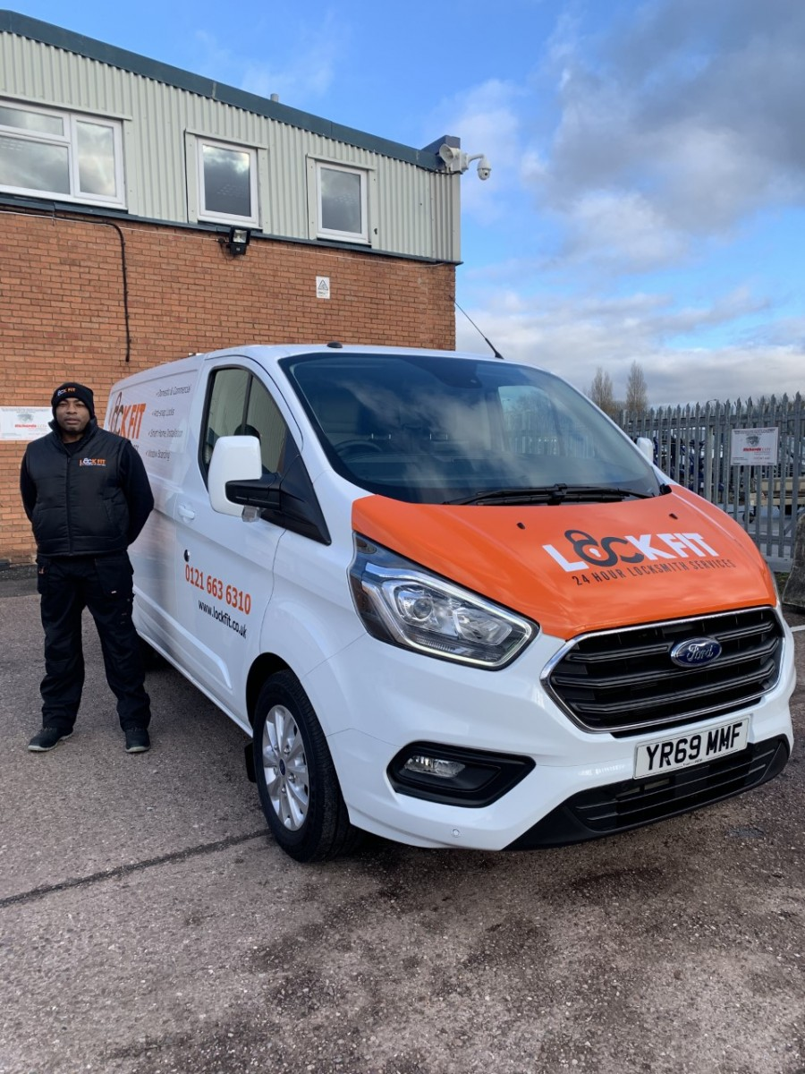 24 Hour Locksmith Services Former school teacher Rodney Kerr Joins the team News Page  New Locksmith Locksmith Lockfit Emergency Locksmiths