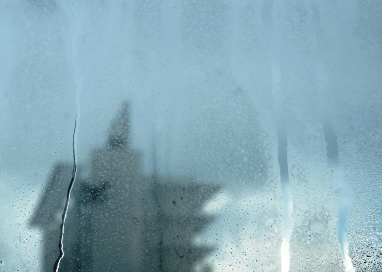 Misted Window/ Blown Double Glazing